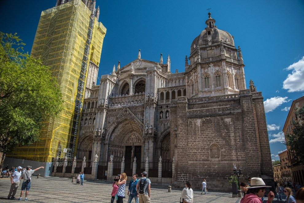Catedral Santa Maria - Toledo