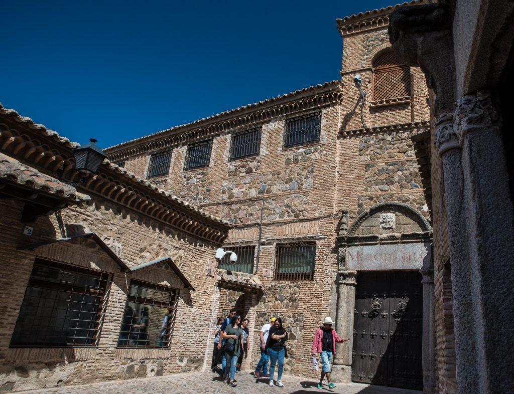 Calle Samuel Levi - Toledo