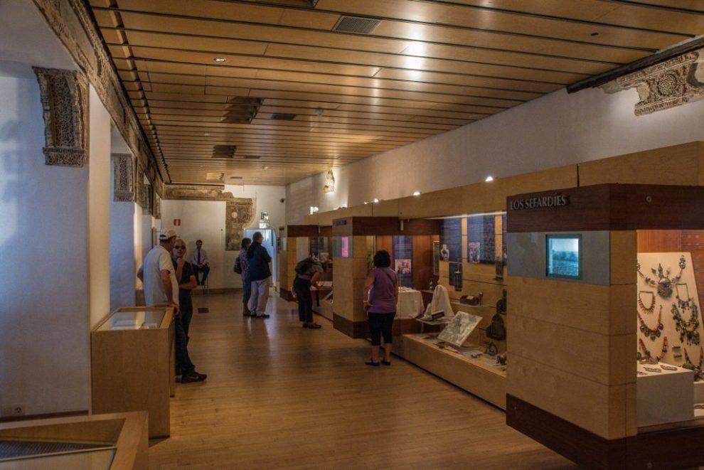 Galerie der Frauen - Sinagoga del Tránsito Toledo