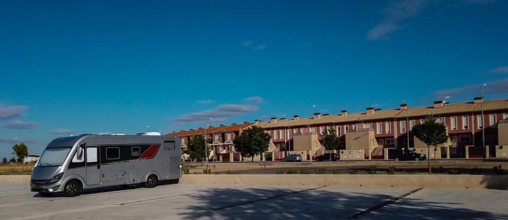 Wohnmobilstellplatz - Torralba de Calatrava