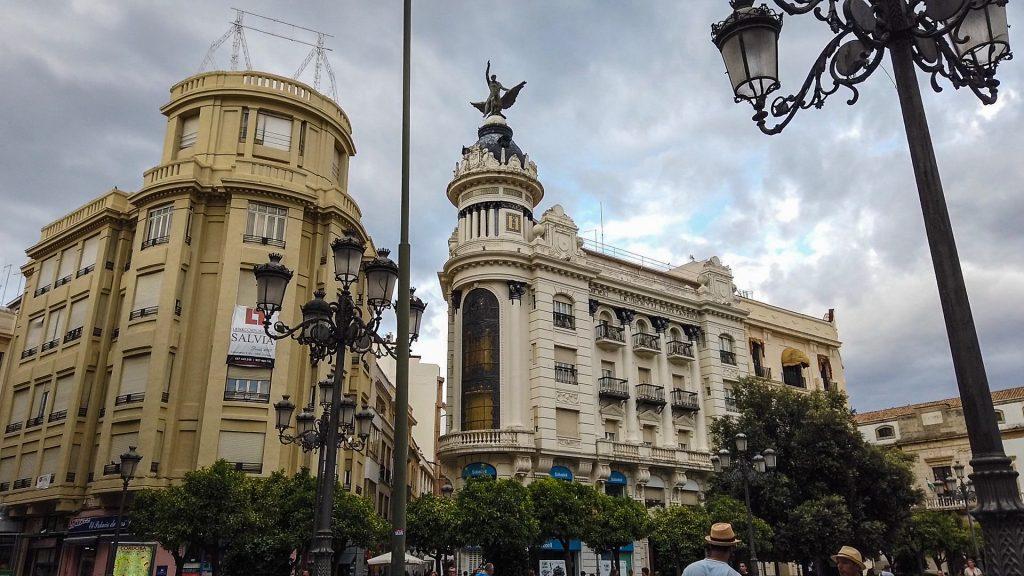 Nordseite Plaza de las Tendillas - Cordoba