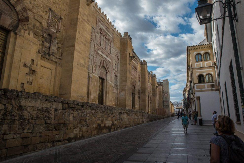 Ostseite Mezquita Catedral - Cordoba