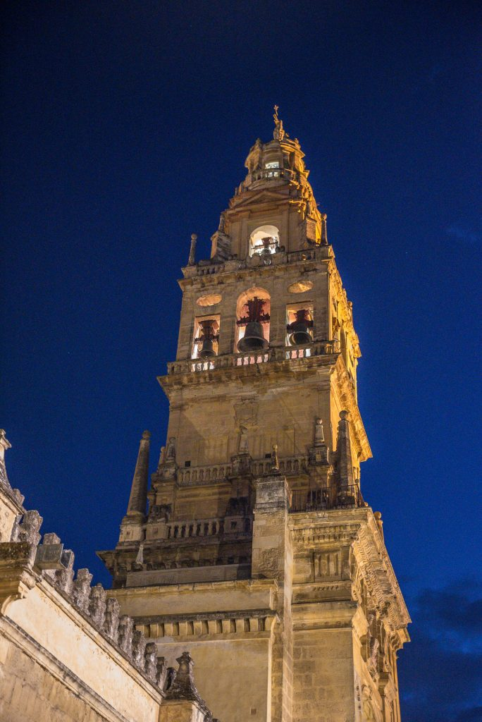 Glockenturm Mezquita Catedral - Cordoba
