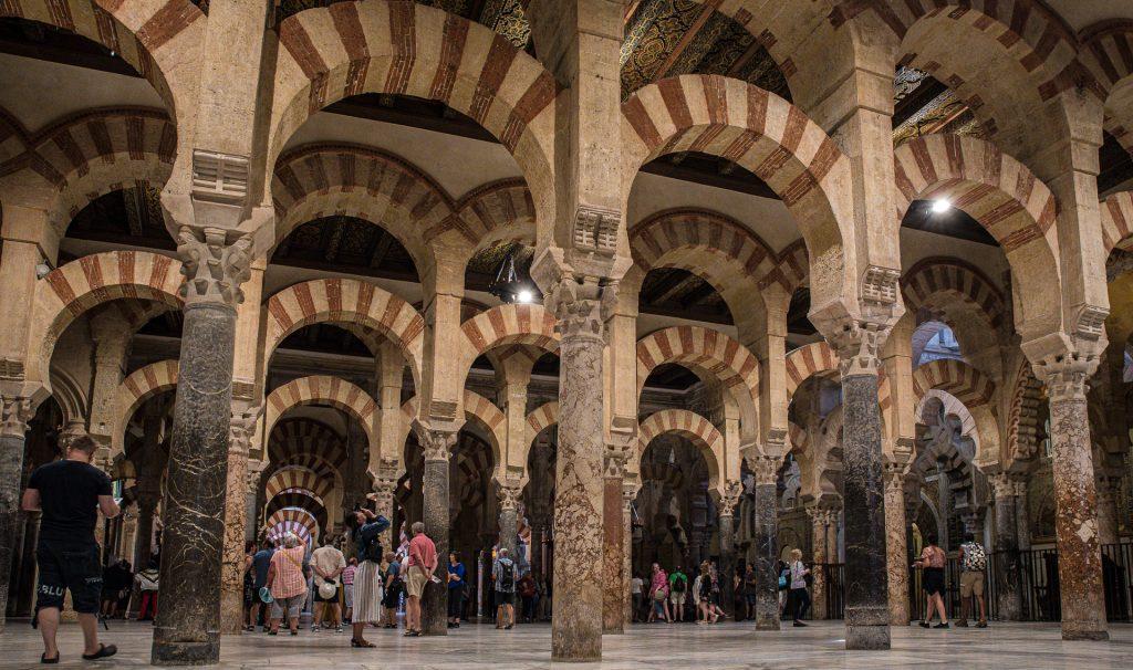 Gründungsmoschee - Mezquita Catedral Córdoba