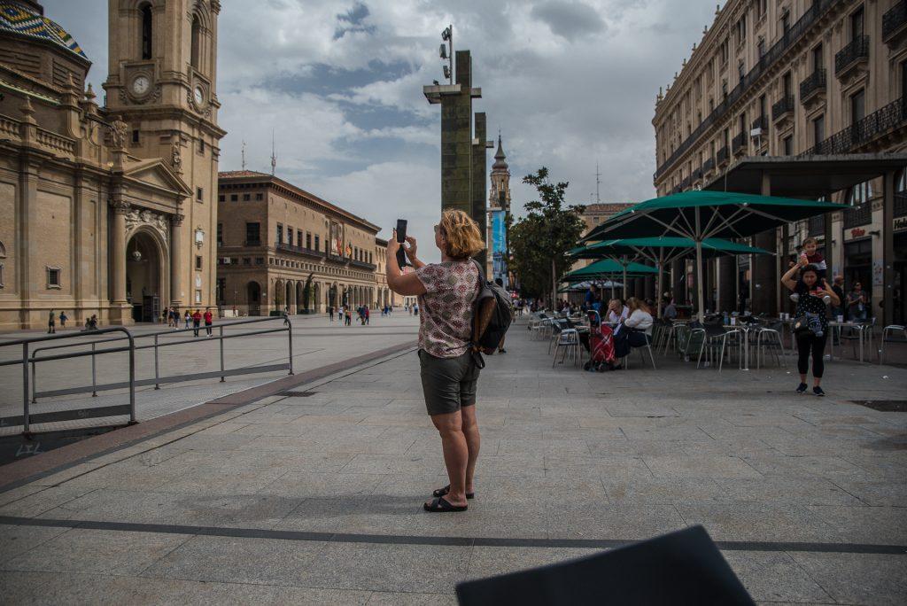 Plaza de Nuestra Señora de Pilar - Zaragoza