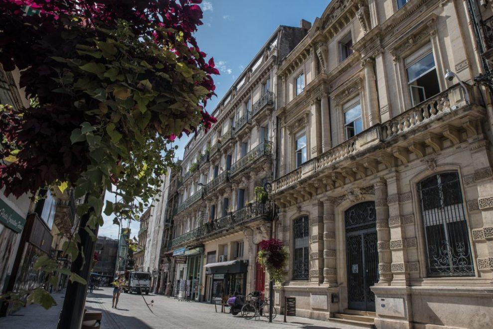 Séte - Rue Jean Jaurés