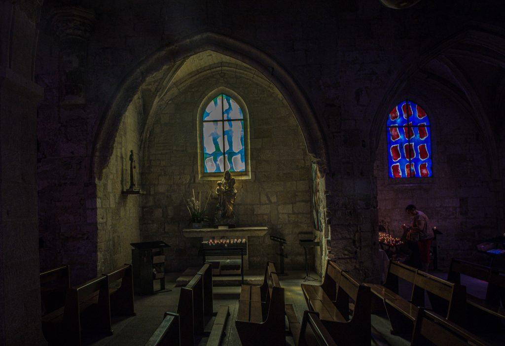 Aigues-Mortes - Église Norte-Dame des Sablons