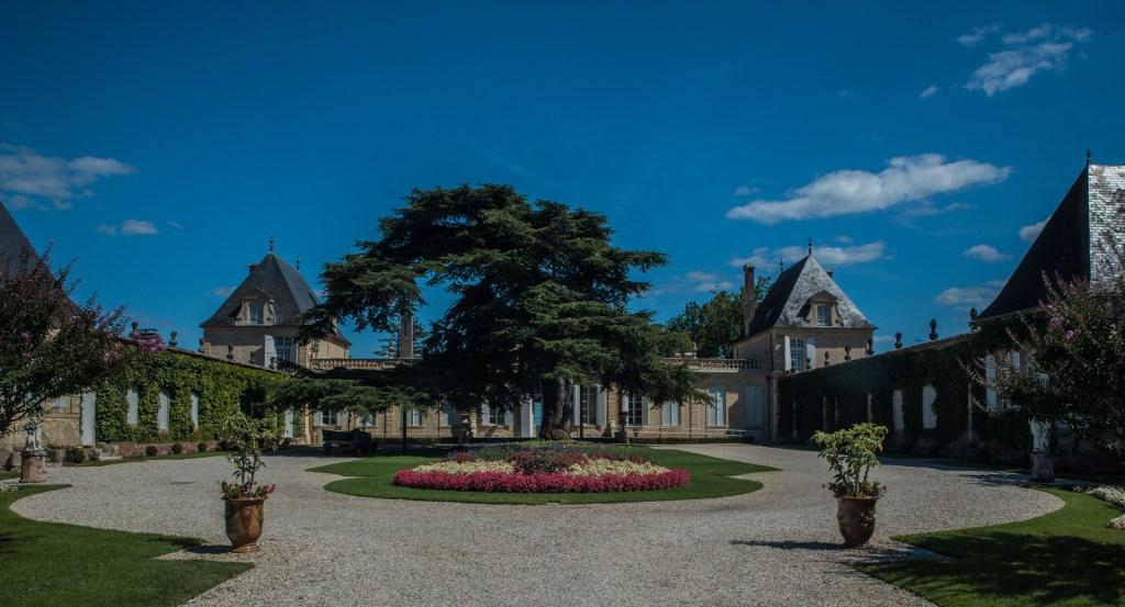 Beychevelle, Château