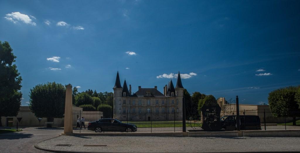 Pichon Baron, Château