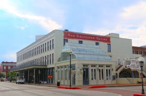 Galveston Square Exterior