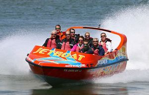 Jet Boat Thrill-Ride 1