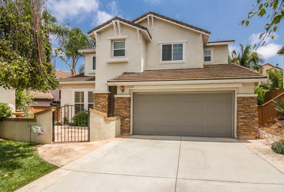COASTAL zip code of 92008 in the highly desirable Canterbury community