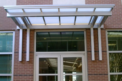 Mitchell Metals Aluminum Metal Canopies Amp Walkway Covers