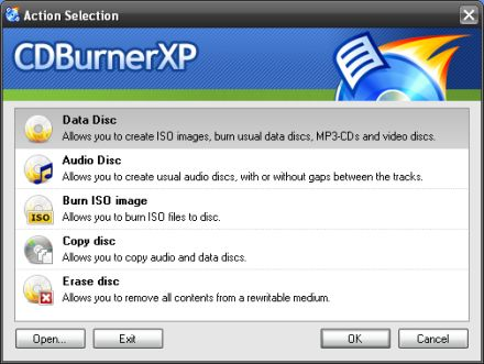 cdburnerxp-failed