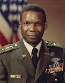Lieutenant General Julius Becton