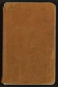 John_J_Pershing_notebook_1897-1898