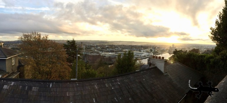 the view from Montenotte