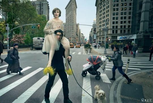 Lena_Dunham_Vogue_February_1_Quelle_Vogue.com_Photographed by Annie