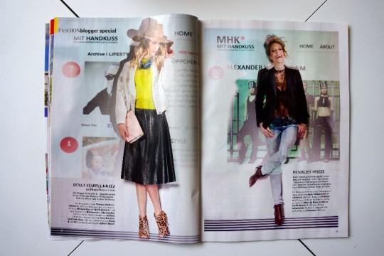 MIT HANDKUSS_Lena Catarina Kratz_Madonna_Editorial_Blog_Blogger_Model_Photoshoot
