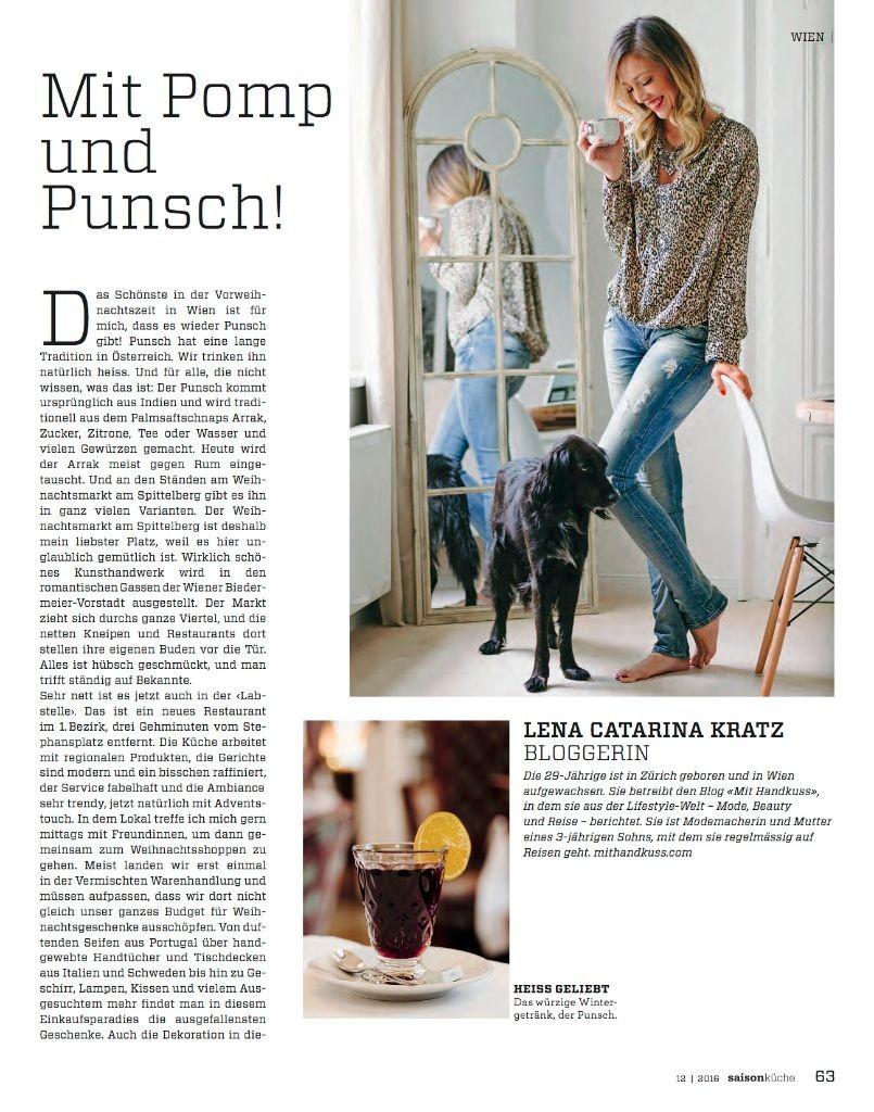 saisonkueche Editorial Lena Catarina Kratz