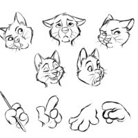 Rough Expression Sheet