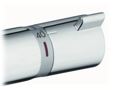 mitigeur thermostatique ecostat comfort