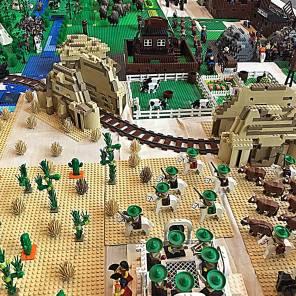 Lego Winnetou