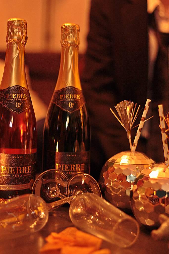 Silvester mit Pierre alkoholfrei