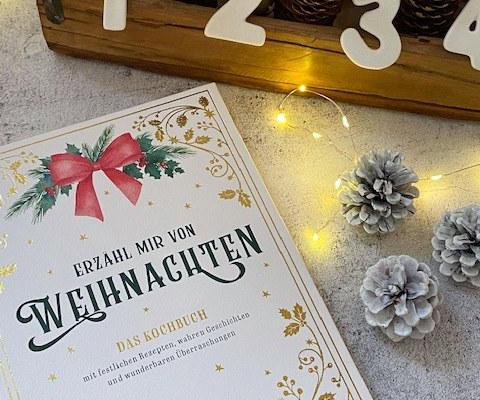 Erzähl mir von Weihnachten – Buchrezension