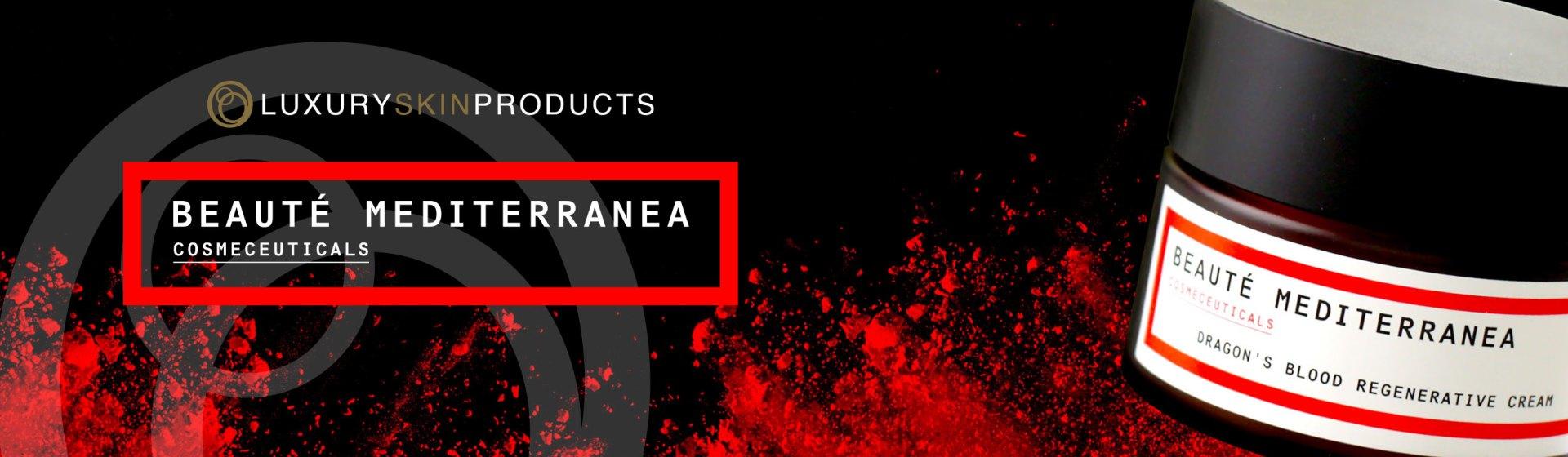 Beauté Mediterranea cosmeceuticals - Luxury skin products