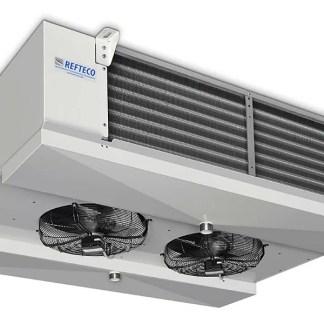 Enfriador de Aire Doble Flujo o Evaporador Dual Refteco