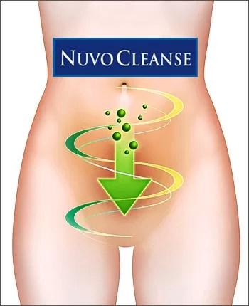 nettoyage du côlon avec NuvoCleanse