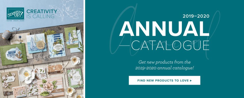 Creativity Is Calling with the 2019-2020 Annual Catalogue from Mitosu Crafts