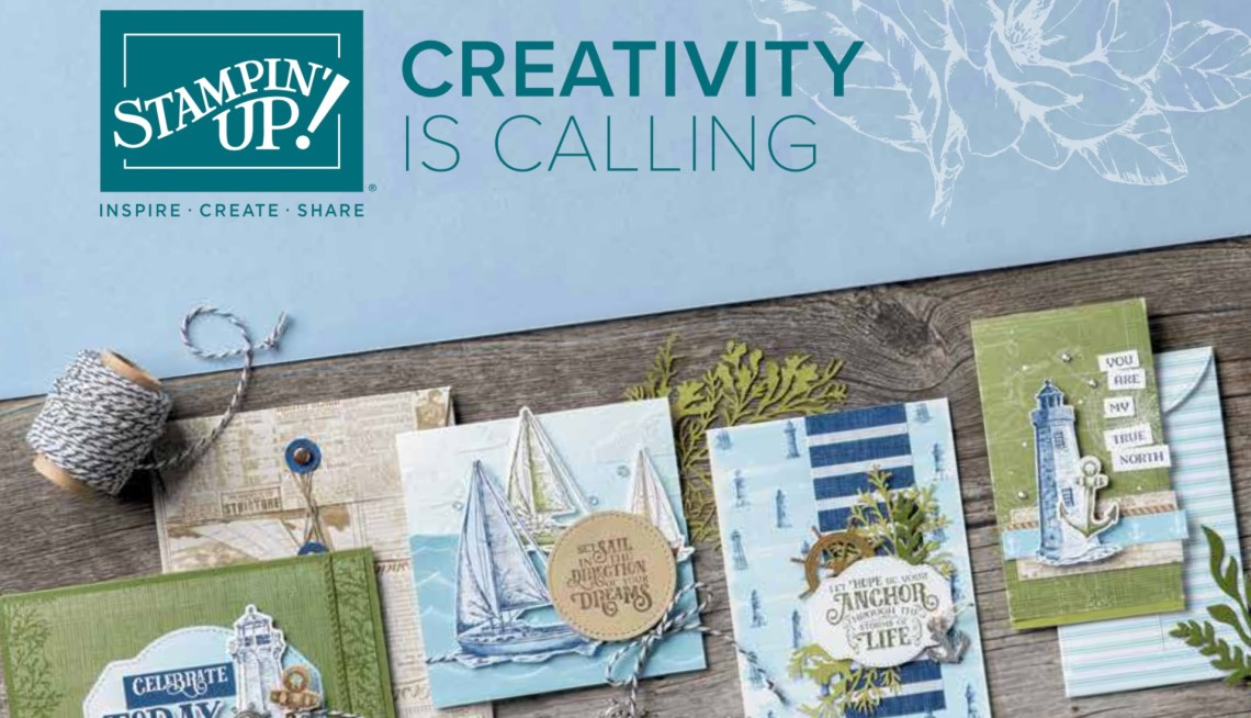 View or order you New Stampin' Up! catalogue from Mitosu Crafts