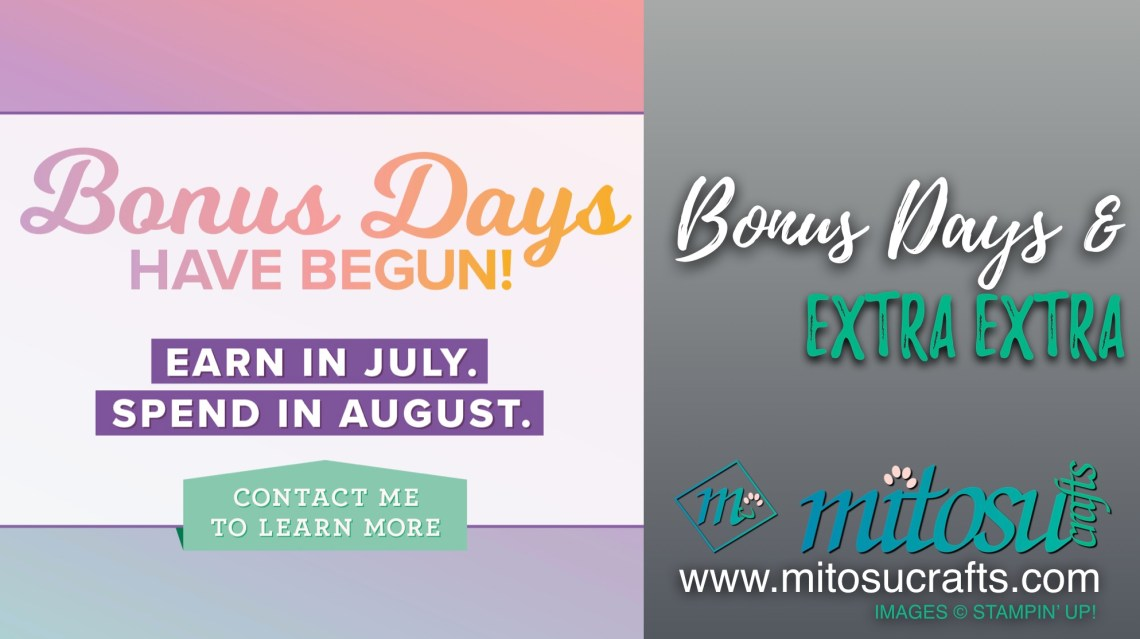 Earn money off vouchers or Join our team and get more for your money with Mitosu Crafts