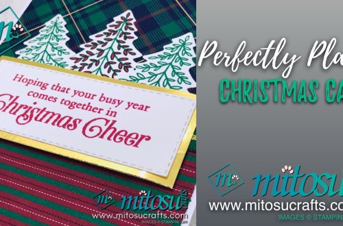 Perfectly Plaid from Mitosu Crafts