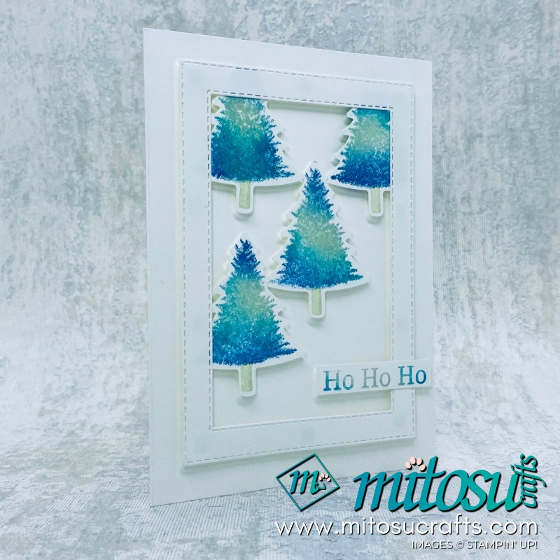Perfectly Plaid Stampin' Up! Ideas for Stamp Review Crew from Mitosu Crafts