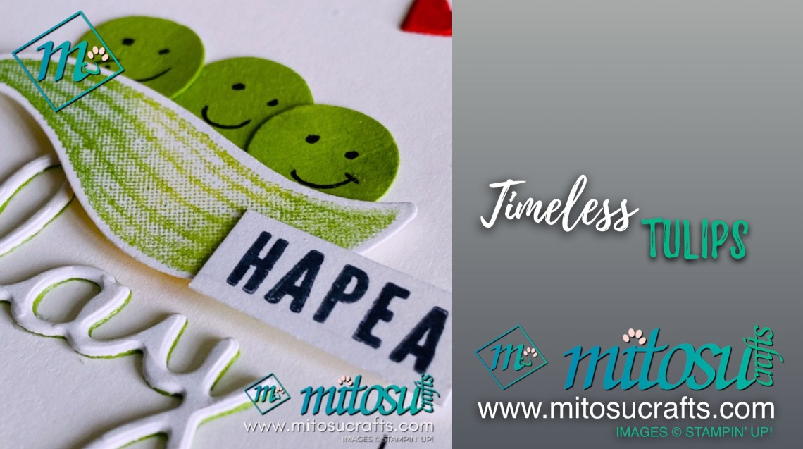 Timeless Tulips available from Mitosu Crafts