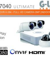 Paket Ipcam 4 Channel 1,3 MP