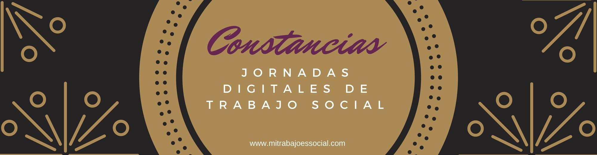 Constancias Jornadas Digitales De Trabajo Social