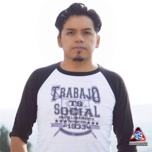 Trabajador Social:Leví Calderón Clemente