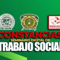 CONSTANCIAS SEMINARIO DIGITAL DE TRABAJO SOCIAL UAEMEX