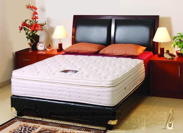 Jasa Cuci Spring Bed Murah tangerang