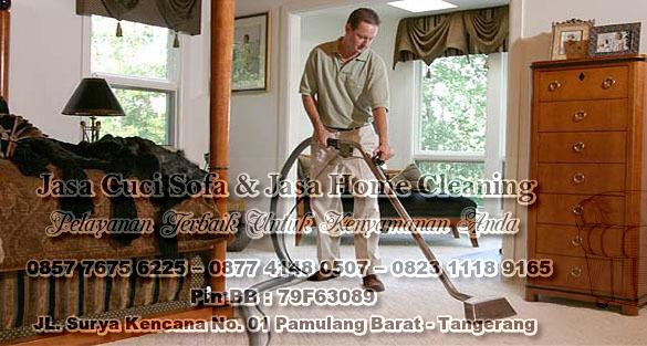 Jasa Home Cleaning Tangerang