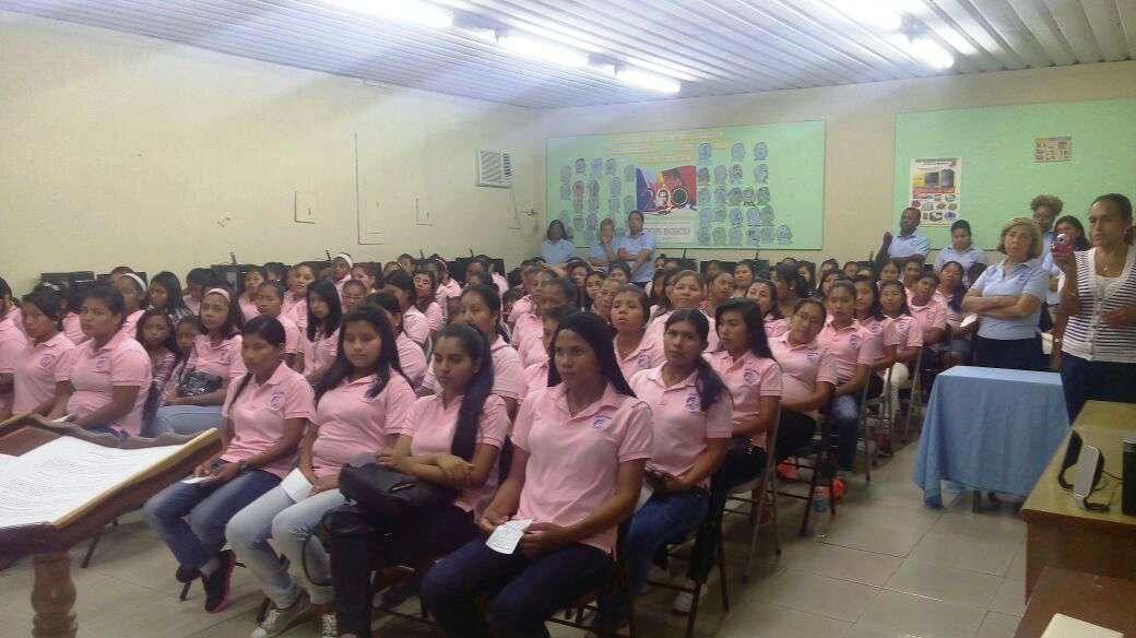 MITRADEL apoya a 113 trabajadoras domésticas para que culminen sus estudios primarios, pre medios y medios