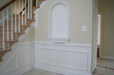 wainscoting mitre contracting