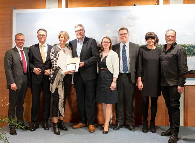 2. Preis Tourismuspreis Brandenburg 2018