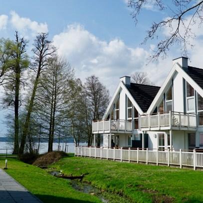 Skandinavische Ferienhäuser am Scharmützelsee in Bad Saarow