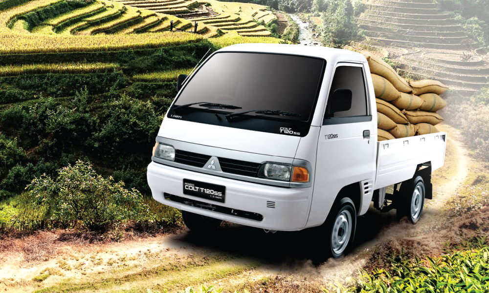 Mitsubishi Pick Up T120 SS Indonesia