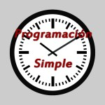 Programación simple PAR-21MAA